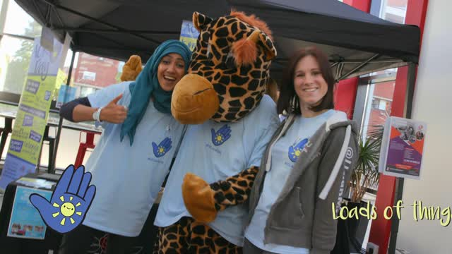 UCLan's AOK Day
